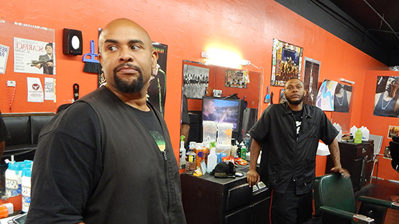"6de1e18218fd Founded by Herman ""H"" Hill in 2011, A Cut Above is a classic, barbershop  with a professional, yet laid back environment where all are welcome and  everyone ..."